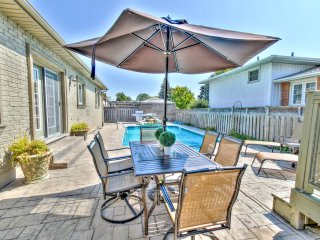 Perfect House with Internet Access and A/C - Niagara Falls vacation rentals