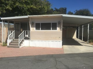 1 Bed + 1 Bath Mobile Home Unfurnished Senior Park - Oak View vacation rentals