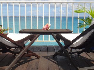 Ocean Sounds - Ideal for Couples and Families, Beautiful Pool and Beach - Anse Marcel vacation rentals