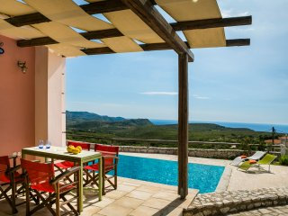 COUNTRY STYLE VILLA IN ATHERAS WITH AMAZING VIEWS - Atheras vacation rentals