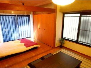 1min!! Gion 5min Hakata Japan style#7078848 - Fukuoka vacation rentals