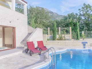 Superb Adriatic Villa Sunbreeze Pool Jacuzzi - Budva vacation rentals