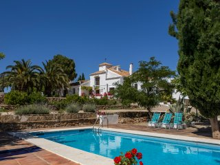 Large Cortijo in the heart of Andalusia with pool - Malaga vacation rentals