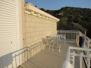 Apts Marija- Two Bedroom Apt,Balcony, Sea View (A) - Slano vacation rentals