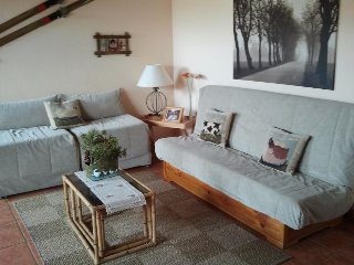 1 bedroom Apartment with Television in Saillagouse - Saillagouse vacation rentals