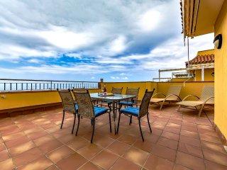 PLAYA ARENA 2 BEDS PENTHOUSE SEA VIEWS - Puerto de Santiago vacation rentals