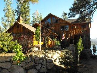 018 Lakefront Chateau at Eagle's View - City of Big Bear Lake vacation rentals