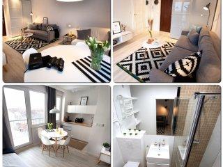 Apartament Horizon nocleg kwatera widok na morze - Gdynia vacation rentals
