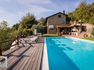 Villa la Foce: breathtaking panoramic view - Castiglion Fiorentino vacation rentals