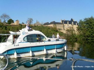 Bateau sans Permis NICOLS Quattro - Grez Neuville vacation rentals