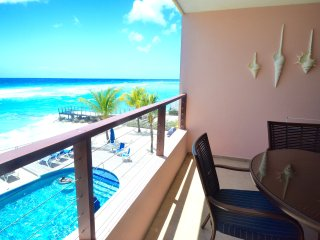 St Lawrence Beach Condos  ONE LOVE Ocean Front - Saint Lawrence Gap vacation rentals