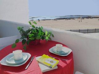 Apto. frente a la arena blanca y aguas turquesas - El Cotillo vacation rentals