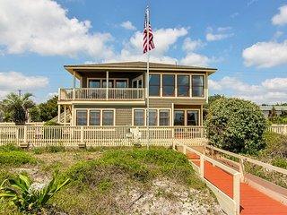 Bellevue Beachfront Estate - Fernandina Beach vacation rentals