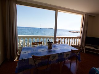 Rare Apartment on the Beach - Eze vacation rentals