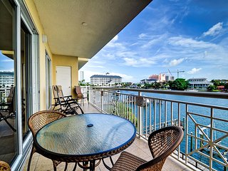 Bay Harbor  302 Radiant Water View of the Bay in this 3 Bedroom 3 Bath Condo in - Clearwater Beach vacation rentals