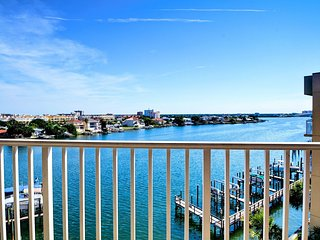 Harborview Grande  507 Beachy and family-friendly CORNER Unit - Clearwater Beach vacation rentals