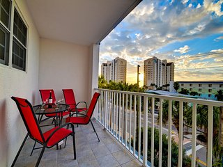 Dockside Condos 304 with balcony Waterfront Condo | 3 Bedrooms 2 Baths - Clearwater Beach vacation rentals