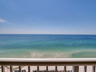 All I really need is LOVE but a Condo looking out to the Gulf Coast will do! - Panama City Beach vacation rentals