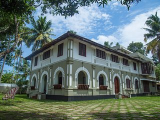 Emperor's Suite - Lake County Heritage Home - Ernakulam vacation rentals