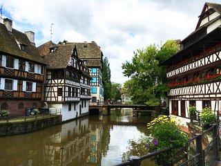 Joli 2 Pièces au cœur de la Petite France - Strasbourg vacation rentals