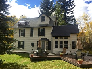 Charming, Victorian in Quaint Town of Marble, Great Family Home! Spring Special! - Redstone vacation rentals