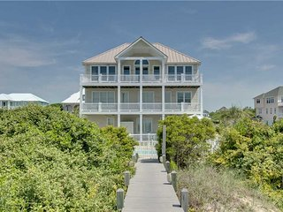 Spacious House with Shared Outdoor Pool and Hot Tub - Emerald Isle vacation rentals