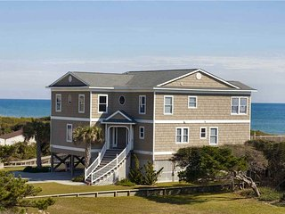 Nice House with Hot Tub and Shared Outdoor Pool - Pine Knoll Shores vacation rentals