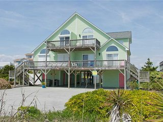Bright 4 bedroom Emerald Isle House with Grill - Emerald Isle vacation rentals
