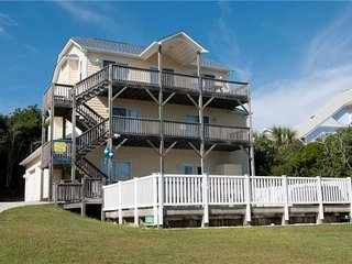 Cozy House with Hot Tub and Fireplace - Emerald Isle vacation rentals