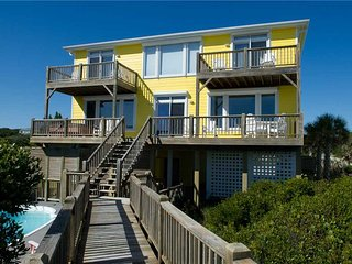 Beautiful House with Hot Tub and Shared Outdoor Pool - Emerald Isle vacation rentals