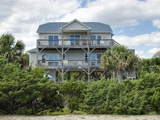Convenient House with Hot Tub and Fireplace - Emerald Isle vacation rentals