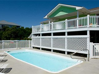 Nice House with Shared Outdoor Pool and Grill - Emerald Isle vacation rentals