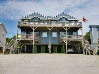 Cozy House with Hot Tub and Grill - Emerald Isle vacation rentals
