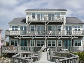 Spacious 4 bedroom House in Emerald Isle with Grill - Emerald Isle vacation rentals
