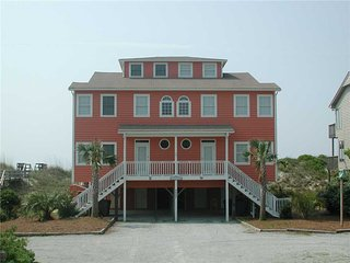 Beautiful 10 bedroom Emerald Isle House with Shared Outdoor Pool - Emerald Isle vacation rentals