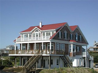 Spacious House with Hot Tub and Fireplace - Emerald Isle vacation rentals
