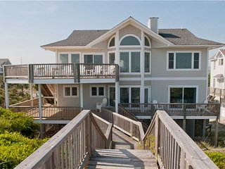 Nice House with Fireplace and Grill - Emerald Isle vacation rentals