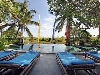 Villa Padma Rice View 5 BEDROOM - 2 - Kuta vacation rentals