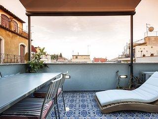 Casa Greco holiday vacation apartment rental italy, sicily, taormina, view - Taormina vacation rentals