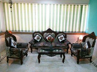2BHK AC Pool Facing Akash Apartment in Calangute - Calangute vacation rentals