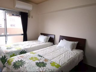 Morden & Quiet 2BR Naha Kokusai st#5708923 - Okinawa vacation rentals