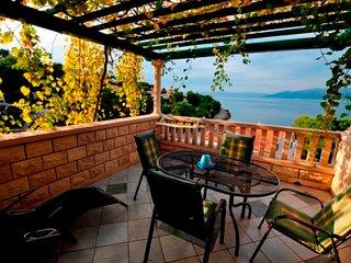 Apartment Marko i Fanica sea view 2+2 - Postira vacation rentals