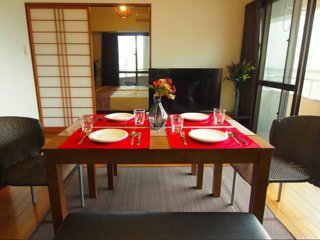 Center of Naha Downtown 2BR f/WiFi  #6173366 - Naha vacation rentals