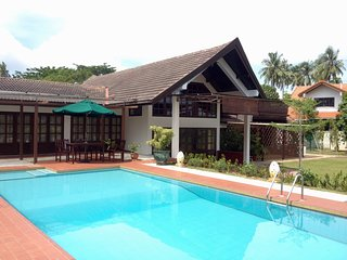 Labuan Tropical Beach Villa with Swimming Pool - Labuan Town vacation rentals