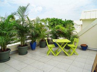 Beach front studio on Saint Martin - Sandy Ground vacation rentals