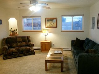 1 bedroom House with A/C in Cody - Cody vacation rentals