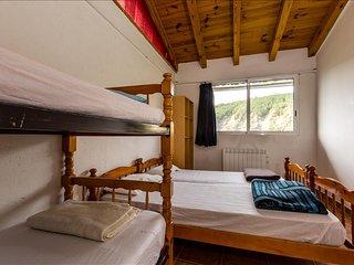 Alberg La Solana - 1 - Quadruple Room (4 Adults) - Salas de Pallars vacation rentals