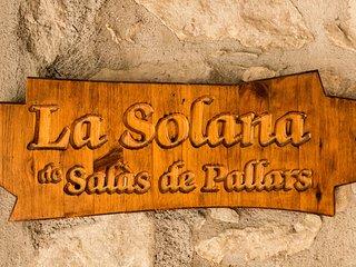 Alberg La Solana - 3 - Group/Family Room (4 - 6 persons) - Reduced Movility - Salas de Pallars vacation rentals
