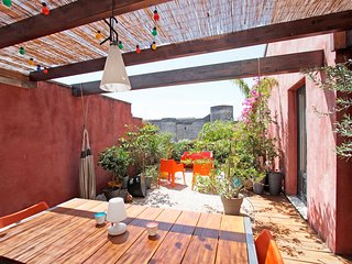 URG |FK Gorgeous penthouse in the heart of history - Catania vacation rentals