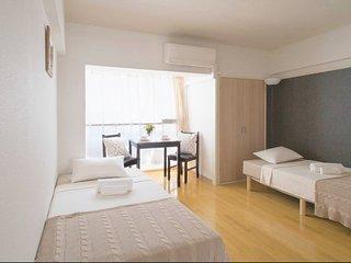 Good location! Namba Apartment, Dotonbori Free pocket WiFi - Osaka vacation rentals
